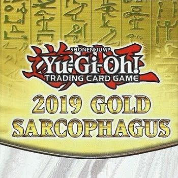 Gold Sarcophagus Promo - Inglés/Español