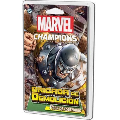 Marvel Champions - Brigada de Demolición