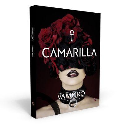 Vampiro: La Mascarada 5ª Edición - Camarilla