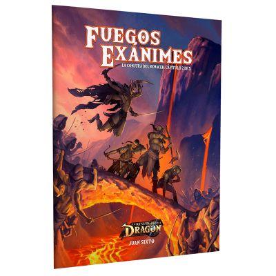 El Resurgir del Dragón - Fuegos Exánimes