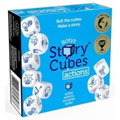 Rory's Story Cubes - Acciones