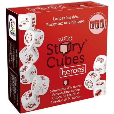 Rory's Story Cubes - Héroes