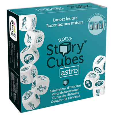 Rory's Story Cubes - Astro