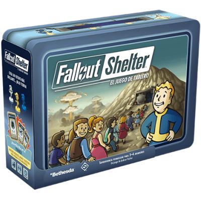 Fallout Shelter - El Juego de Tablero