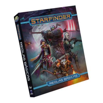 Starfinder - Reglas Básicas Edición de Bolsillo
