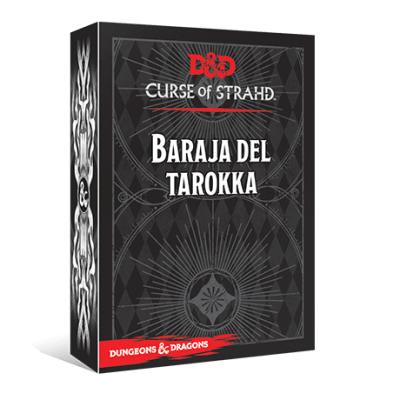 D&D 5th Ed. Baraja del Tarokka