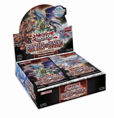 Battles of Legend Armageddon - Booster Box