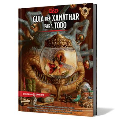 D&D 5th Ed. Guía del Xanathar para Todo