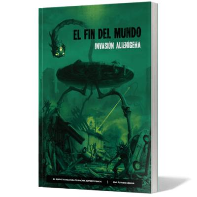 El Fin del Mundo - Invasión Alienígena