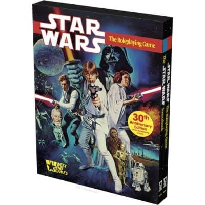 Star Wars The Role Playing Game Anniversary