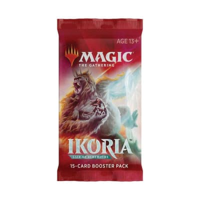Ikoria Lair of behemoths - Booster