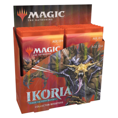 Ikoria Lair of behemoths - Collector Booster