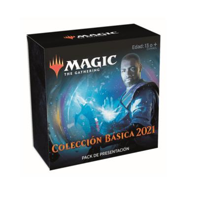 Colección Básica 2021 - Pack de Pre-release