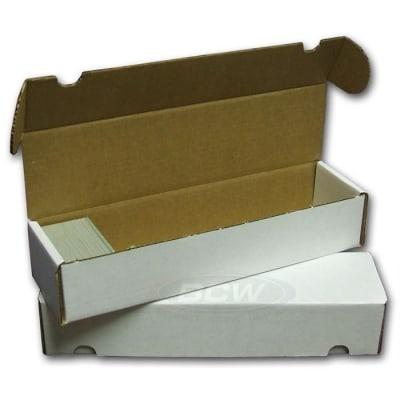 BCW Cajas de cartón para almacenar cartas - Pequeña