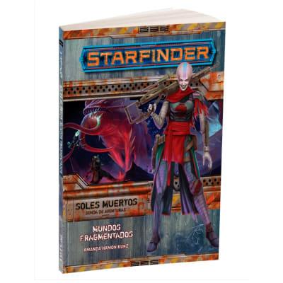 Starfinder -  Soles Muertos Mundos Fragmentados