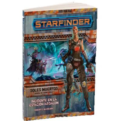 Starfinder - Soles Muertos Incidente en la Estación Absalom