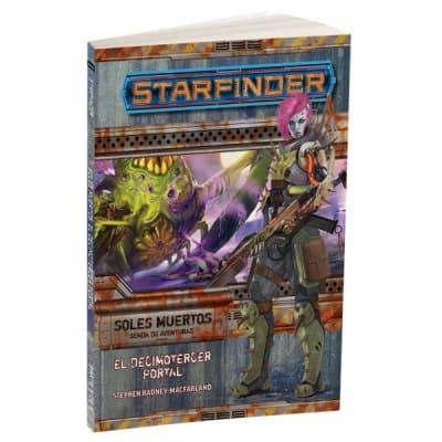 Starfinder -  Soles Muertos El Décimo Tercer Portal