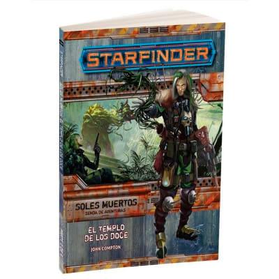 Starfinder -  Soles Muertos El Templo de los Doce