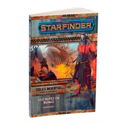 Starfinder -  Soles Muertos  Las Nubes en Ruinas
