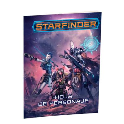 Starfinder -  Hoja de Personajes