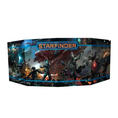 Starfinder - Pantalla del DJ