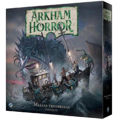 Arkham Horror 3ª Ed. - Mareas Tenebrosas