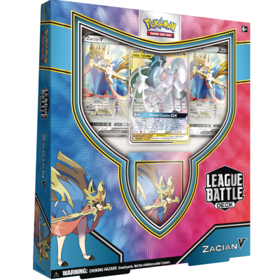 League Battle Deck - Zacian V