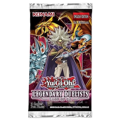 Legendary Duelists: Rage of Ra - Booster