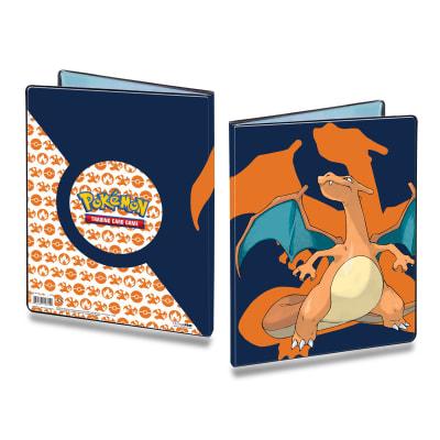 Carpeta 9 Bolsillos Pokémon - Charizard