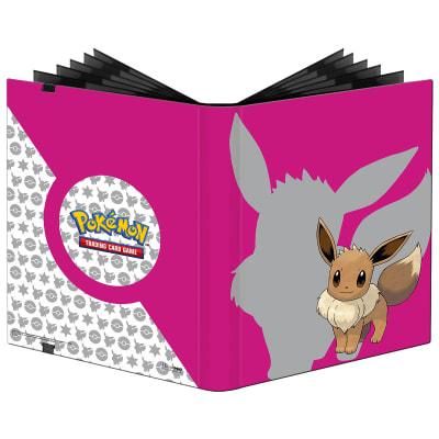 Carpeta 9 Bolsillos Pro Binder - Pokémon Eevee