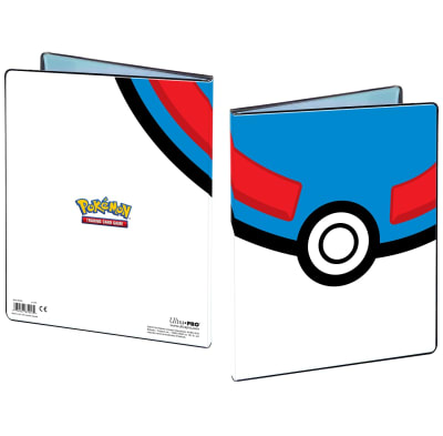 Carpeta 9 Bolsillos Pokémon - Great Ball