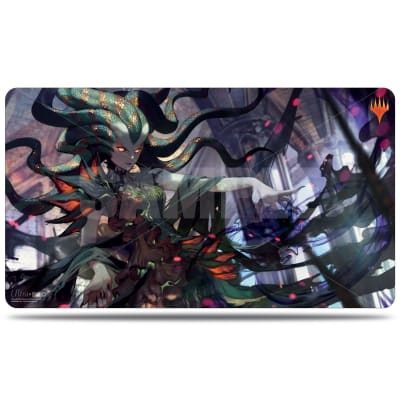 Playmat Arte Alternativo War of the Spark - Vraska Magic The Gathering