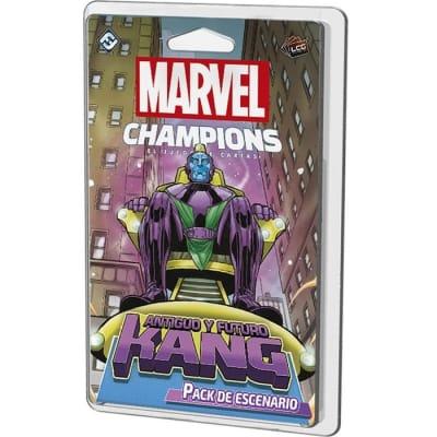 Marvel Champions - Antiguo y Futuro Kang