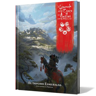 La Leyenda de los Cinco Anillos 5ta. Edición - El Imperio Esmeralda
