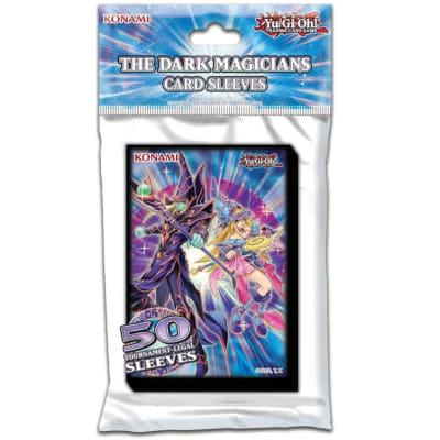 Yu-Gi-Oh! The Dark Magicians  Protectores - 50 Unidades