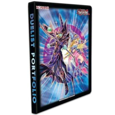 Yu-Gi-Oh! The Dark Magicians - Carpeta 9 Bolsillos