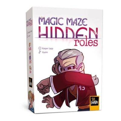 Magic Maze - Hidden Roles