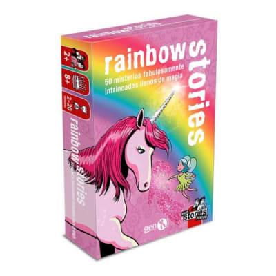 Black Stories Jr - Rainbow Stories