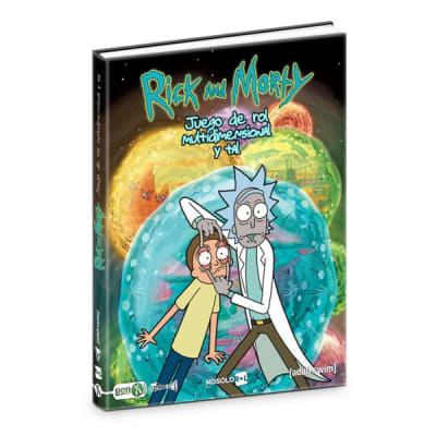 Rick and Morty - Juego de Rol Multidimensional y Tal
