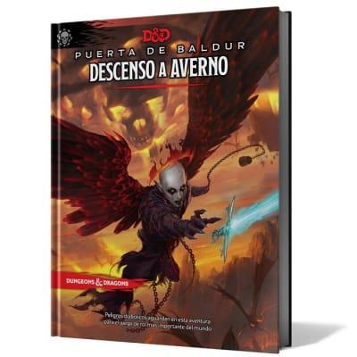D&D 5th Ed. Descenso a Averno