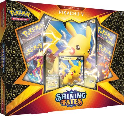 Shining Fates - Collection Pikachu V