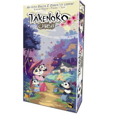 Takenoko Chibis Expansión
