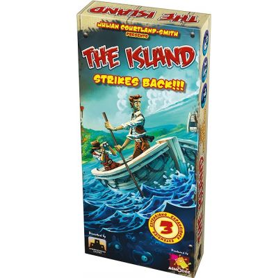 The Island Strikes Back!!! Expansión