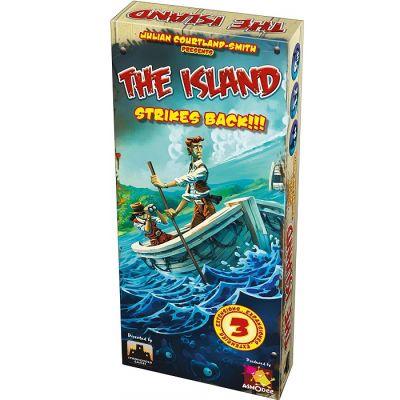 The Island Strikes Back!!! Expansión