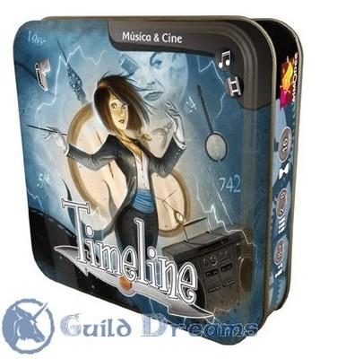 Timeline Musica & Cine