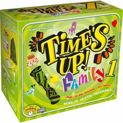 Times Up! - Family 1