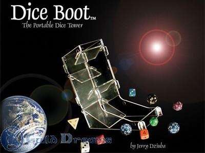 Torre de Dados - Dice Boot