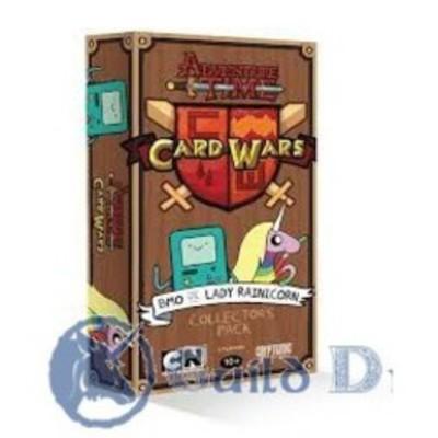 Adventure Time Card Wars: BMO vs. Lady Rainic - Collectors Pack