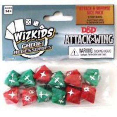 D&D Attack Wing - Dice Pack