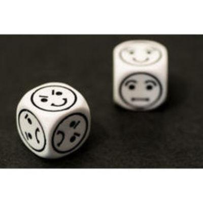 Dado D6 Caras - Emociones